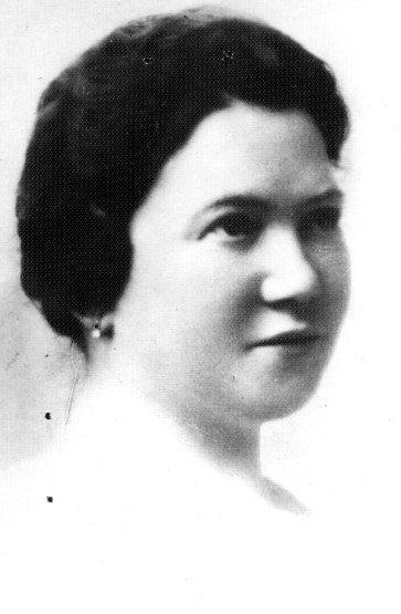 Portrait Emma Epstein