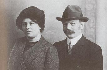 Das Ehepaar Hedwig und Isidor Reiling